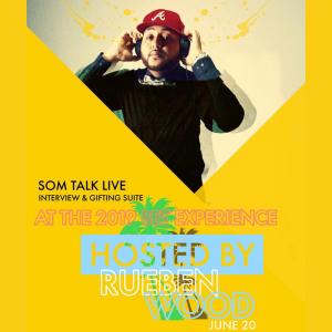 Rueben Wood Celebrity Journalist Chef and Owner of SOM Media Networks